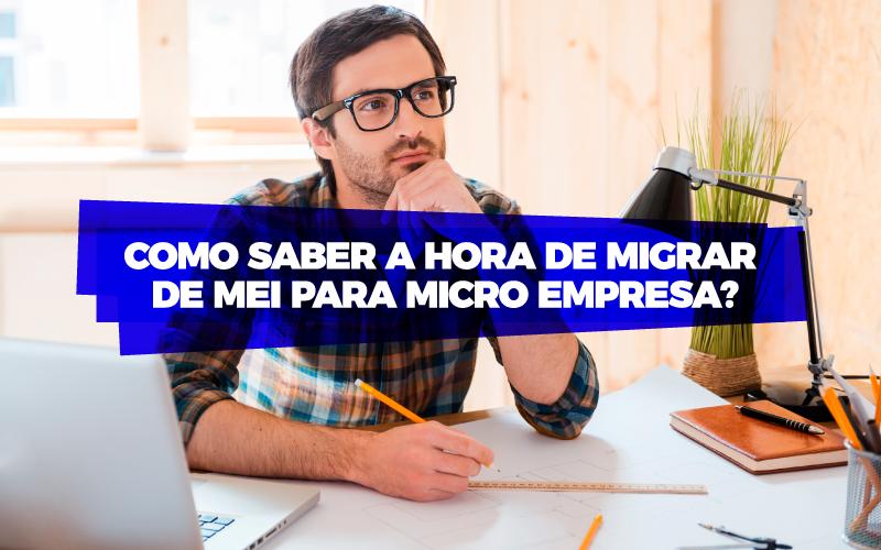 Migrar de MEI para Microempresa